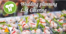 Complete wedding planning by LM catering