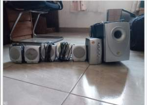 Set audio 5.1 - Speaker on Aster Vender