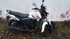 Suzuki Hayate 110 CC - Roadsters on Aster Vender