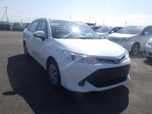 Toyota Axio 1490cc - Family Cars on Aster Vender