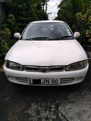 Proton Wira 2000 - Compact cars on Aster Vender