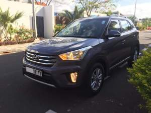 Hyundai - Creta 1.6 2017 - SUV Cars on Aster Vender