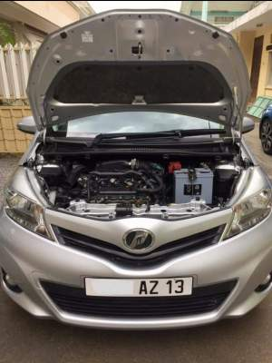 Tpyota vitz 2013 - Compact cars on Aster Vender