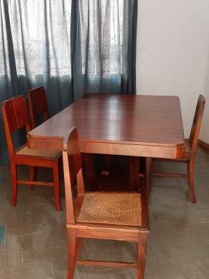 A vendre, prix negociable - Table & chair sets on Aster Vender