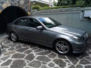 Selling mercedes c180 year 2011. good condition car Grey colour one ow - Luxury Cars on Aster Vender