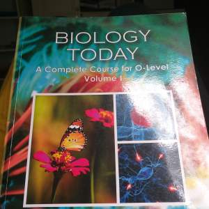 Biology Today O level vol 1 for SC by R.Jummun - Secondary school on Aster Vender