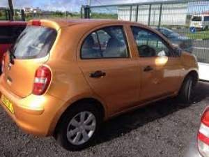 Second-Hand Nissan March 2012 - for sale - Family Cars on Aster Vender