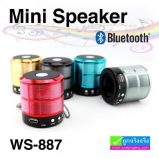 Rechargeable Mini Speaker Bluetooth, Radio, PenDrive MP3 Player - All Informatics Products on Aster Vender