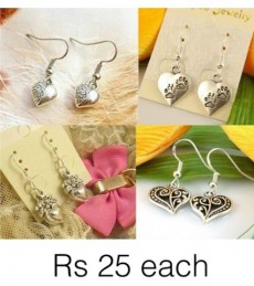Earrings for sale at Rs 25 each pair!! by Keshav - Earrings on Aster Vender