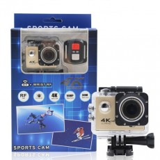 Sport Cam Waterproof 30M, 16 Mega, 4K, WIFi, Image Stabilisation - All Informatics Products on Aster Vender