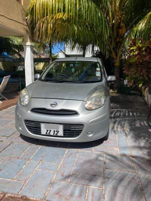2012 Nissan March Hatchback - Compact cars on Aster Vender