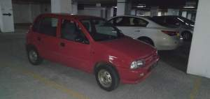 Suzuki- Alto - Family Cars on Aster Vender