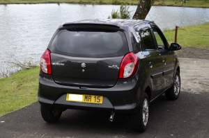 Suzuki Alto 800 - Family Cars on Aster Vender