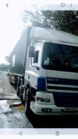 Daf tractor and trailer - Trailers on Aster Vender