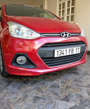 Hyundai Grand i10 2017 - Compact cars on Aster Vender