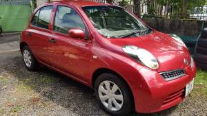 NISSAN MARCH  - Family Cars on Aster Vender