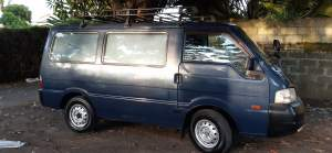 NISSAN VANETTE GOODS VEHICLE - Cargo Van (Delivery Van) on Aster Vender