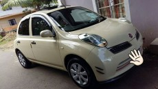 Nissan March ak12 year 2010 - Compact cars on Aster Vender