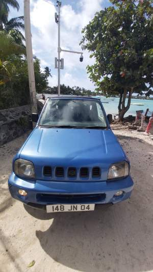 Suzuki Jimny 04 - Pickup trucks (4x4 & 4x2) on Aster Vender
