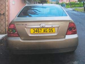 Toyota Corolla 140i GLS - Family Cars on Aster Vender