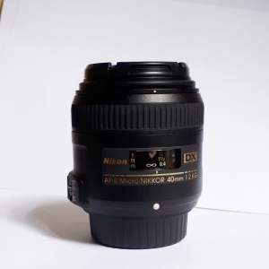 Objectif Nikon AF-S DX Micro NIKKOR 40mm f/2.8G - All Informatics Products on Aster Vender