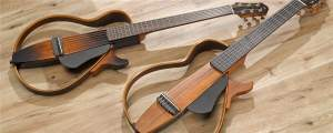 Yamaha Silent Guitar SLG200n - Electric guitar on Aster Vender