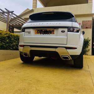 RANGE ROVER EVOQUE, YEAR 2013 - Sport Cars on Aster Vender