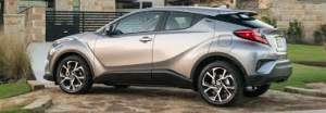 Toyota - C-HR 1.8 G Package - SUV Cars on Aster Vender