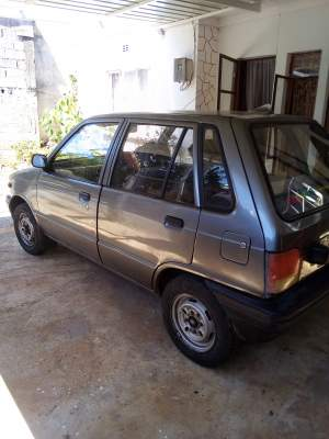 Maruti 800 - Family Cars on Aster Vender