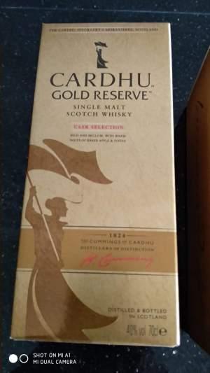Scottish whisky - Drinks on Aster Vender