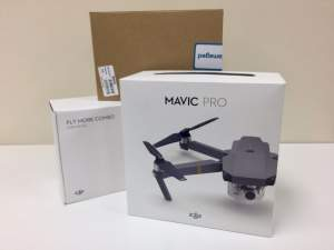 Mavic Pro Fly More Combo complete set - Drone on Aster Vender