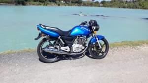 Suzuki EN125 motorcycle - Sports Bike on Aster Vender