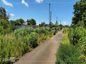 Residential land of 12 perches for sale in Petit Village Goodlands
