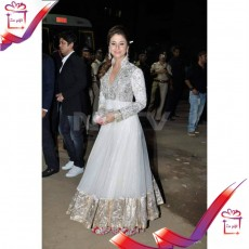 White Bollywood Replica Party wear