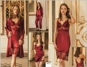 6 piece nightdress set - Sexy Lingeries (Women) on Aster Vender
