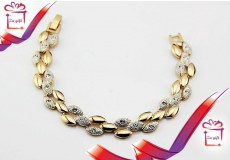 18 K Gold Plated Bracelet