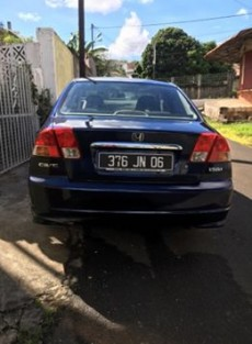 Honda Civic 2006 for sale. Only one owner.