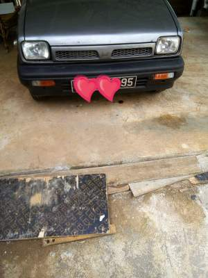 Maruti 800 1995 - Compact cars on Aster Vender
