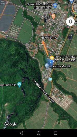 Land 443.20m² - Land on Aster Vender
