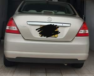 NISSAN Tiida Sedan - Family Cars on Aster Vender
