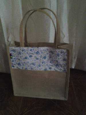 Jute bag - Handmade on Aster Vender