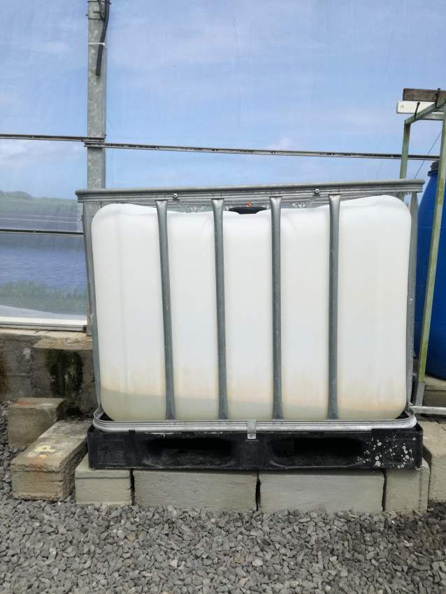 IBC (Intermediate Bulk Container)