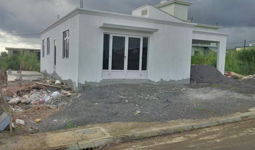 House of 1250sqft on 7p of land for sale at Souillac - House at AsterVender