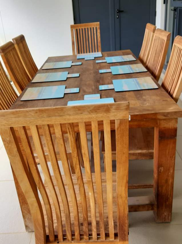 Dining Table set - Table & chair sets at AsterVender