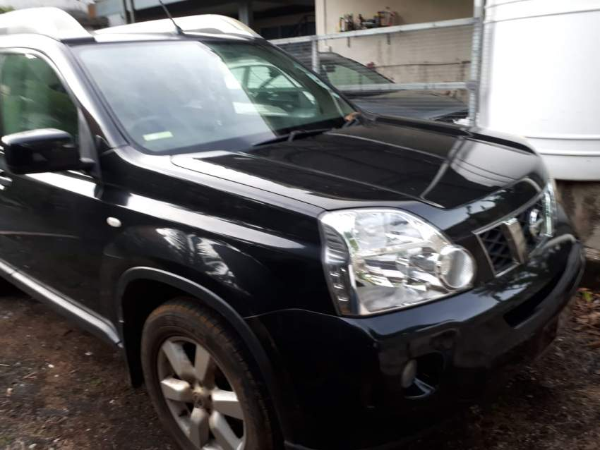 Nissan X-trail 2008 Manual