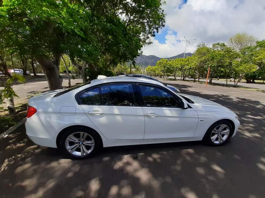 BMW - 316I - 2013