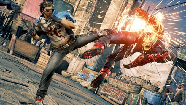 PS4 Tekken 7 - Internationally released on 02.06.2017. Available in Mauritius. Original price Rs 2400. Discount Rs 401 till 17.06 - PlayStation 4 Games at AsterVender