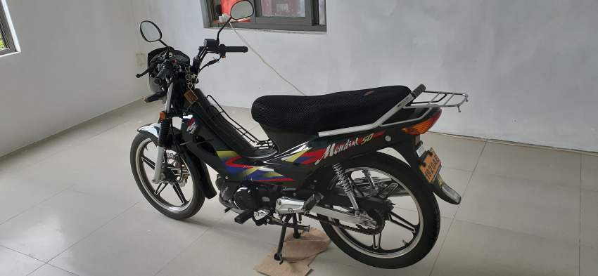 MONDIAL 49.9cc - Sports Bike at AsterVender
