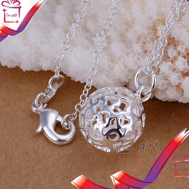Female : 925 Sterling Silver Necklace