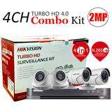 Hik Vision CCTV Kit 8 channel(1080p)